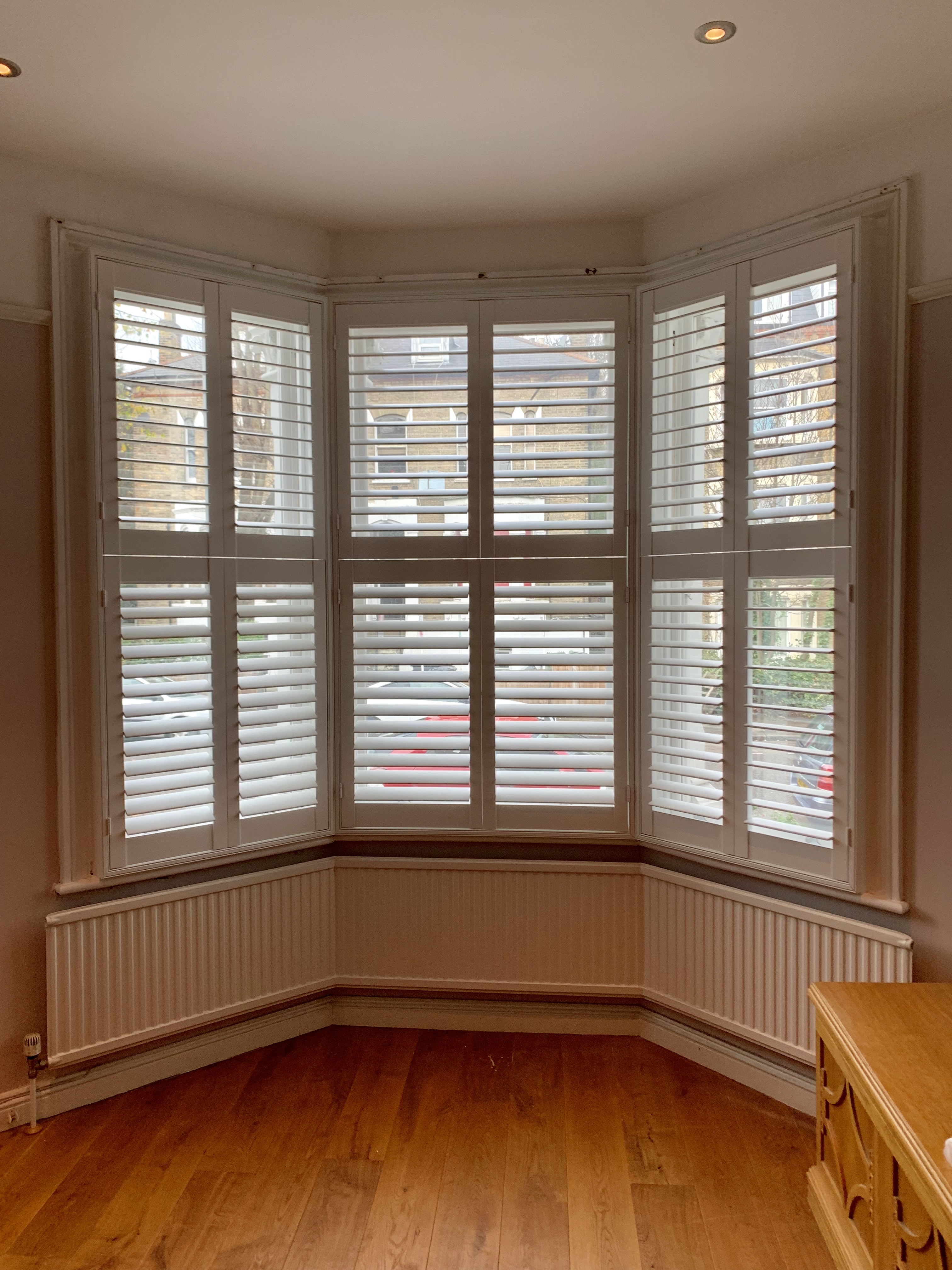 Plantation Shutters For Bay Windows Totally Shutters