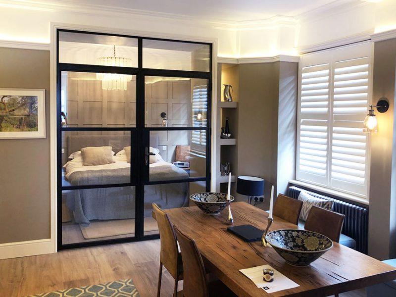 London Bespoke shutters