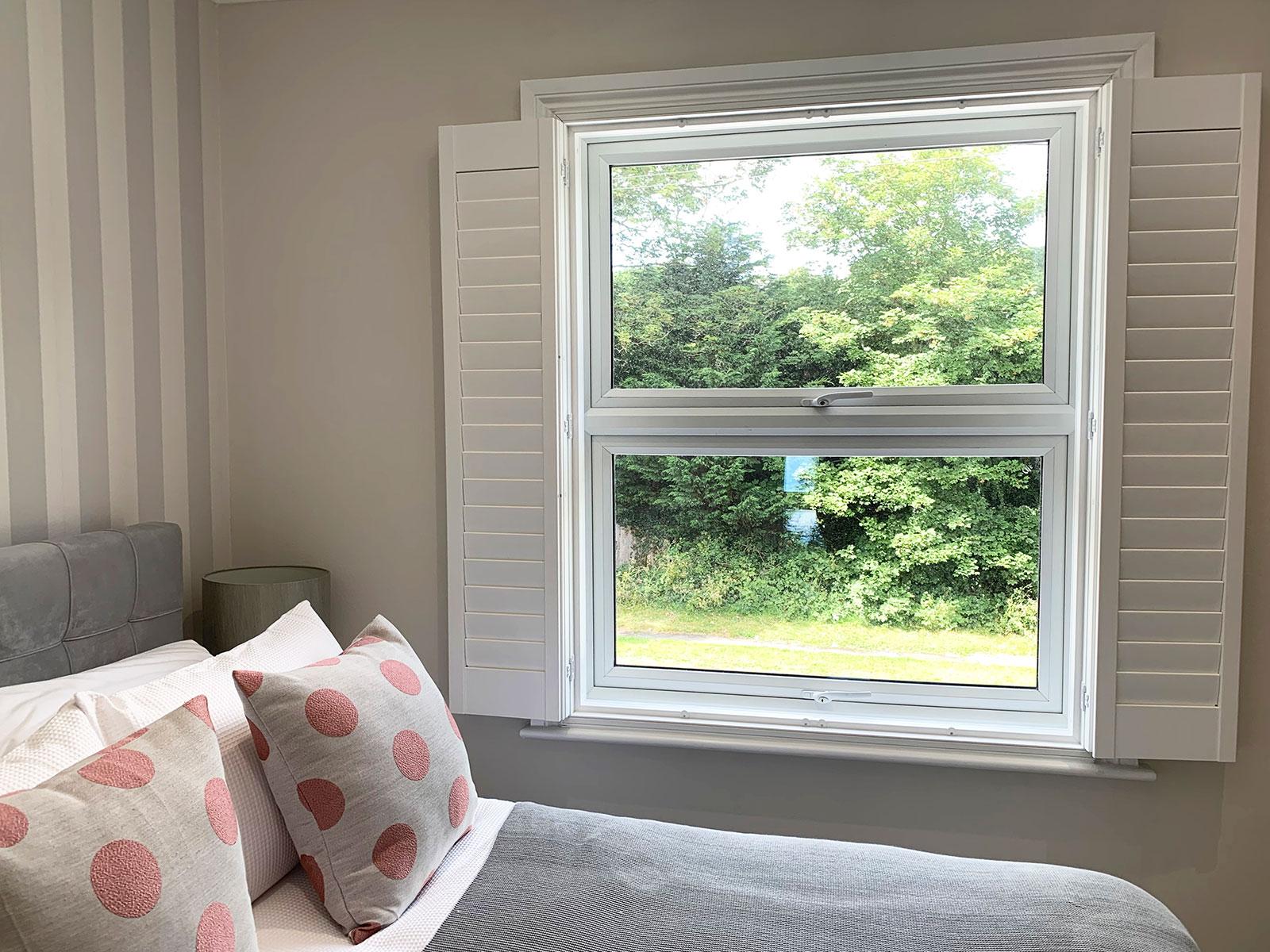 bifold window shutters