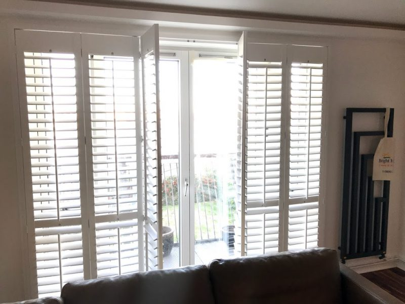 Shutters for Large Window