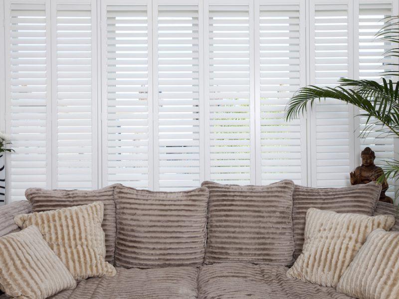 Shutters for Wide Window
