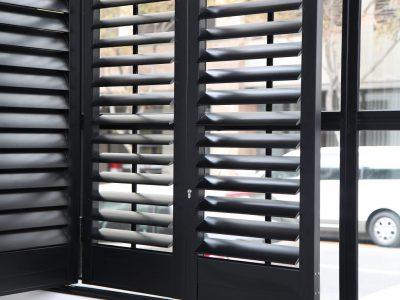 window security shutters